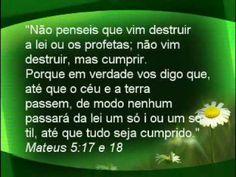 Estudo Biblico 08 - A Lei de Deus