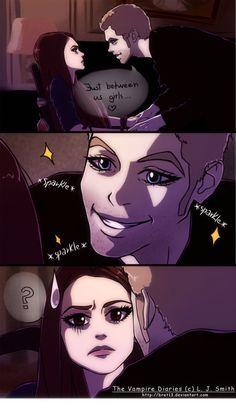 """Klaus&Elena: """"Just between us girls"""""""
