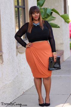 Follow thes stylish plus size women on Instagram http://stylishcurves.com/25-plus-size-bloggers-to-follow-on-instagram-in-2015/