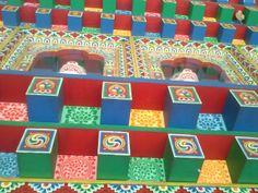 Detalhe do Templo Budista
