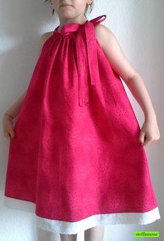 Kleider - Mädchenkleid,Einschulungskleid,Blumenmädchenkleid - ein Designerstück von stoffinnesse bei DaWanda