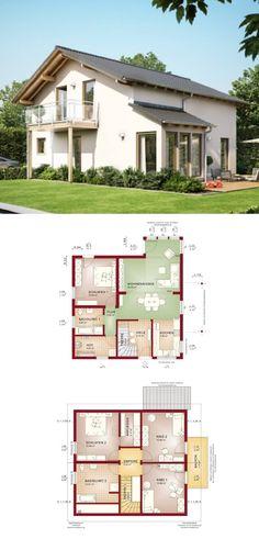 Erker Bauen modernes design haus mit erker anbau satteldach architektur
