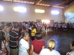 PORTAL DE ITACARAMBI: COMEÇA AS FESTAS JUNINAS EM ITACARAMBI