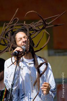 Julian Marley #LoveLocks