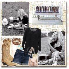 Outfit I made on polyvore