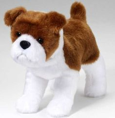 Stuffed Animal: Sylvie Bulldog 75 by Douglas Cuddle Toys >>> Learn more by visiting the image link.