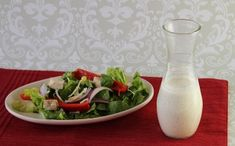 Straight from the Test Kitchen: Olive Garden Copycat House Dressing