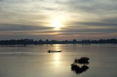 Laos Rundreisen - Jetzt Urlaub buchen! |Tai Pan Laos, Vietnam, Celestial, Sunset, Outdoor, Vacation Package Deals, Cambodia, Waterfall, Tourism