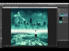 Photoshop Workbench 414: Rain Revisited