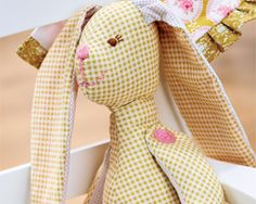 Tilda Bunny pattern - free with registration