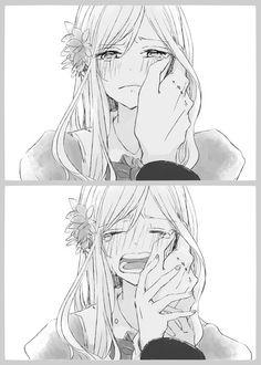 la pregunta noes que por quien llorar sino que es si esa persona merece tus lagrimas