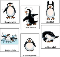 Penguin Activities for Preschool and Kindergarten | KidsSoup