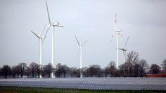 eolico-fotovoltaico #Fotovoltaico ed #eolico: insieme #raddoppiano l'efficienza