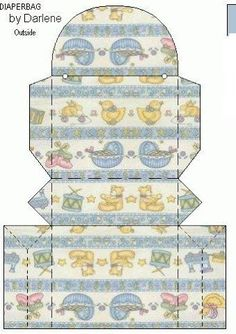 Miniature Printables - Diaper Bag - Google+