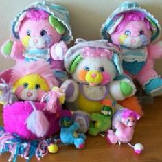 Popples...I want these again