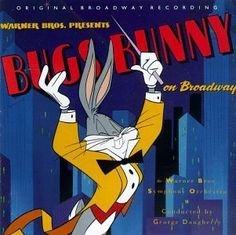 Bugs as The Maestro Classic Cartoon Characters, Favorite Cartoon Character, Classic Cartoons, Cartoon Tv, Vintage Cartoon, Cartoon Shows, Bugs Bunny Cartoons, Looney Tunes Cartoons, Looney Tunes Bugs Bunny