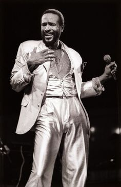 Marvin Gaye - Fashion of music artists Music Icon, Soul Music, Music Is Life, My Music, Marvin Gaye, Columbia, Tammi Terrell, Vintage Black Glamour, Soul Singers