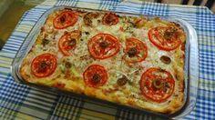 Receita & Cia : Pizza de Forno