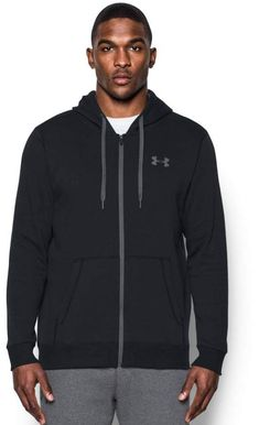 ca1f82ecdd9 Under Armour Men s Under Armour Rival Zip-Up Hoodie