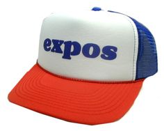 EXPOS Trucker hat - Products, Business and Brands Trucker Hats & More