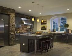 Rock in Kitchen