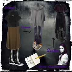 """Beautiful Creatures: Lena Duchannes"" by caggo on Polyvore"