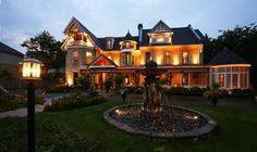 The Idlewyld Inn and Spa - L'auberge du XIXe siècle The Idlewyld est à seulement…