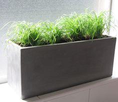 34 Best Concrete Planter Boxes Images Concrete Planter Boxes