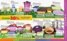 Promo Tulipware November - Desember 2014 | Diskon 30% | Twin Tulipware SC. Tambun