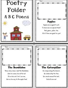 Poetry freebie and a giveaway!