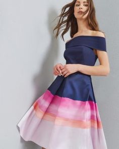 July Wedding Guest Attire Ideas: New Dresses to Wear This Month! Stunning Wedding Guest Dresses, Indian Wedding Guest Dress, Wedding Reception Outfit, Summer Wedding Outfits, New Wedding Dresses, Wedding Attire, Summer Weddings, Ted Baker Wedding Dress, Long Cocktail Dress