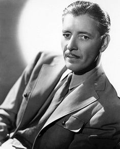 paintings of ronald colman - Bing images Hollywood Icons, Classic Hollywood, Old Hollywood, Ronald Colman, Lost Horizon, Real Movies, English Gentleman, Classic Movie Stars, Older Men