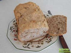 Pan con nueces y miel