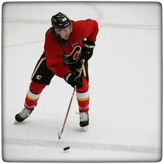 Calgary Flames training camp 1.