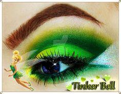 Tinker Bell by KatelynnRose on DeviantArt