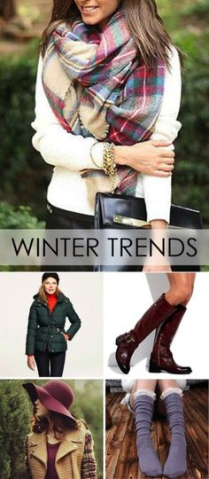 cozy winter trends #ebay