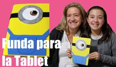 Funda para la tablet de Minion. Minion tablet case