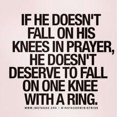 Love God first.