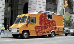 CurryUpNow @CurryUpNow        Indian Street Food on 4 Mobile Food Trucks & 3…