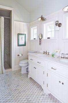 Coastal Bathroom Beach House Designed By Sarah Richardson Design Natalie Hodgins Kate Stuart Whether You Going To Use This In Your Beachhouse