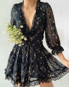 Casual Dresses, Short Dresses, Casual Outfits, Fashion Outfits, Summer Dresses, Pretty Outfits, Pretty Dresses, Cute Outfits, Looks Hippie