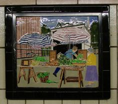 A plaque in the 86th Street station, NYC Subway