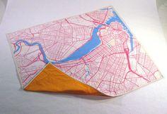 Paris baby quilt | Haptic Lab