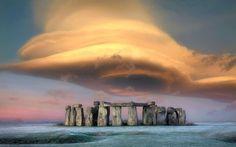Stonehenge, England - akmeuleu@orange.fr/Getty Images