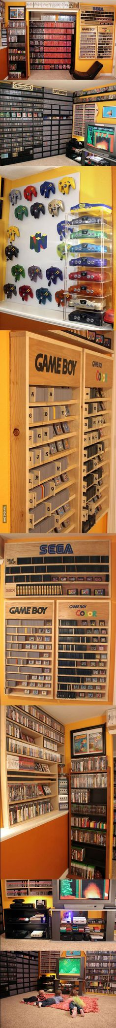 el mejor cuarto de videojuegos
