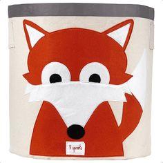 3 Sprouts - Storage bin - Fox