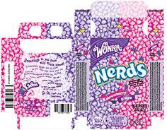 Wonka Nerds Illustrator