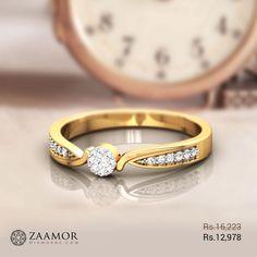 Bryant Garden Diamond Ring