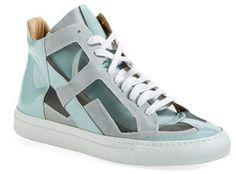 MM6 Maison Martin Margiela 'FTW' High Top Sneaker (Women)