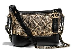 Chanel Fall-Winter 2018 Gabrielle Small Hobo – BAGAHOLICBOY Burberry  Handbags 3582576a0aa29